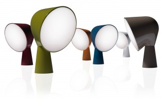 Binic lampe à poser blanche - Foscarini