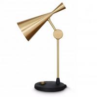 Lampe à poser Beat laiton - Tom Dixon