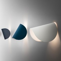 Applique IO LED Gris - Fontana Arte
