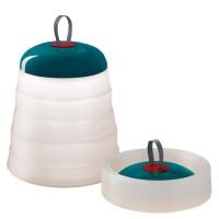 Cri-Cri Lampe sans fil LED Vert - Foscarini