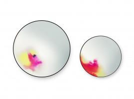 Miroir Francis D.60 Rose - Petite Friture