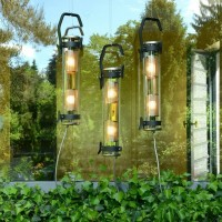 Lampe LED baladeuse Balke Noir