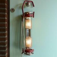 Lampe LED baladeuse Balke Rouge