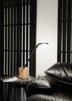 Lampe de bureau Viktor nickel