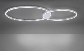 Plafonnier Q-Siena LED 5280 lm