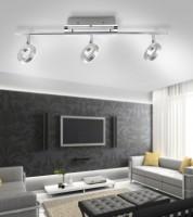 Plafonnier LED Bagno IP44 3x6W