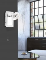 Applique spot LED Bagno IP44 6W