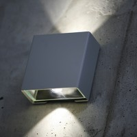 Applique extérieure LED Klint N°2