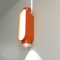 Applique LED extérieure Ibuk 10/10°