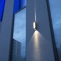 Applique LED extérieure Ibuk 40/40°