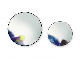 Miroir Francis D.45 Bleu - Petite Friture