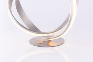 Lampe LED Ostuni aluminium