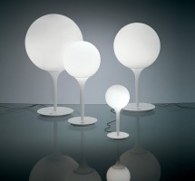 Castore Ø 25 lampe à poser - Artemide