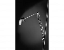 Icons P-1127 lampadaire halogène nickel