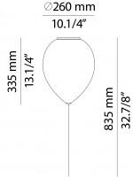Plafonnier Balloon - Estiluz
