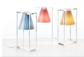 Light-Air lampe beige - Kartell