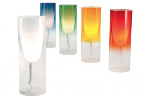 Toobe lampe blanche - Kartell