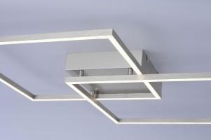 Plafonnier LED Q-Square 2700 lm