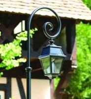 Lampadaire extérieur Crosse Avenue 3