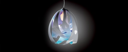 Goccia suspension opal - Slamp