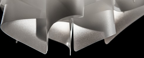 Veli suspension prisma large - Slamp