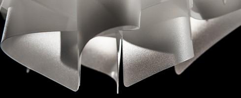 Veli plafonnier prisma D.76 - Slamp