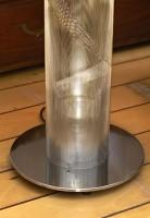 Petite colonne Spirale H.82 - Thierry Vidé