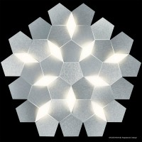 Applique / Plafonnier KARAT 10 x LED