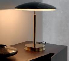 Lampe à poser Bis - Fontana Arte - Noir