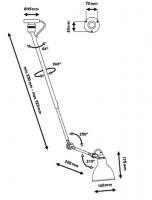 Suspension GRAS n°302