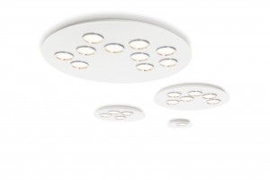 Plafonnier LED Brac 6 Lumen Center