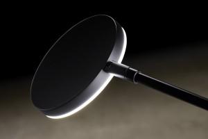 Liseuse Led Plano - 19W - 2000lm noir