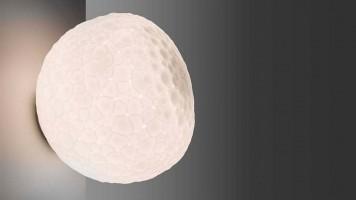 Plafonnier Meteorite 48 Artemide