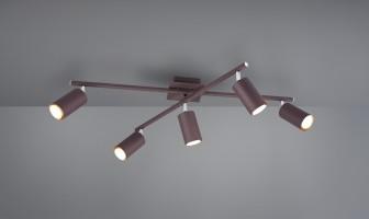 Plafonnier GU10 Marley - 5 lumières