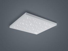 Plafonnier LED Titus blanc - 36W 3300 lumens