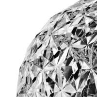 Planet suspension LED cristal - Kartell