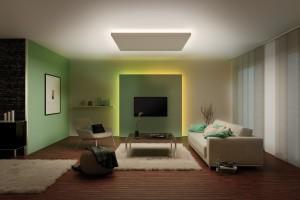 Ruban LED RGBW avec revêtement 100cm 12W