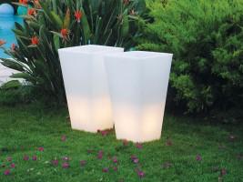 Y-POT 90cm Vase Lumineux