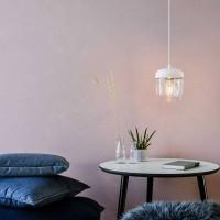Suspension Acorn Blanc/Laiton - Vita Copenhagen