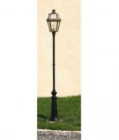 Lampadaire extérieur Place des Vosges 2
