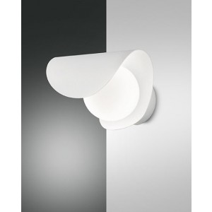 Applique LED Adria blanche
