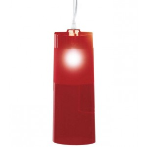 Easy suspension rouge - Kartell