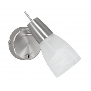 Spot Julia LED nickel GU10 4W