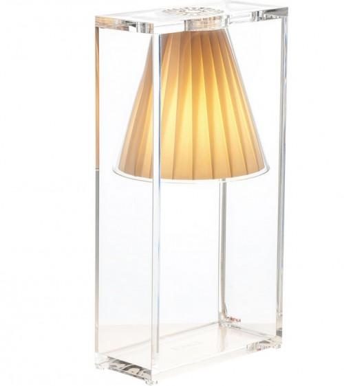 Light-Air lampe beige - Kartell