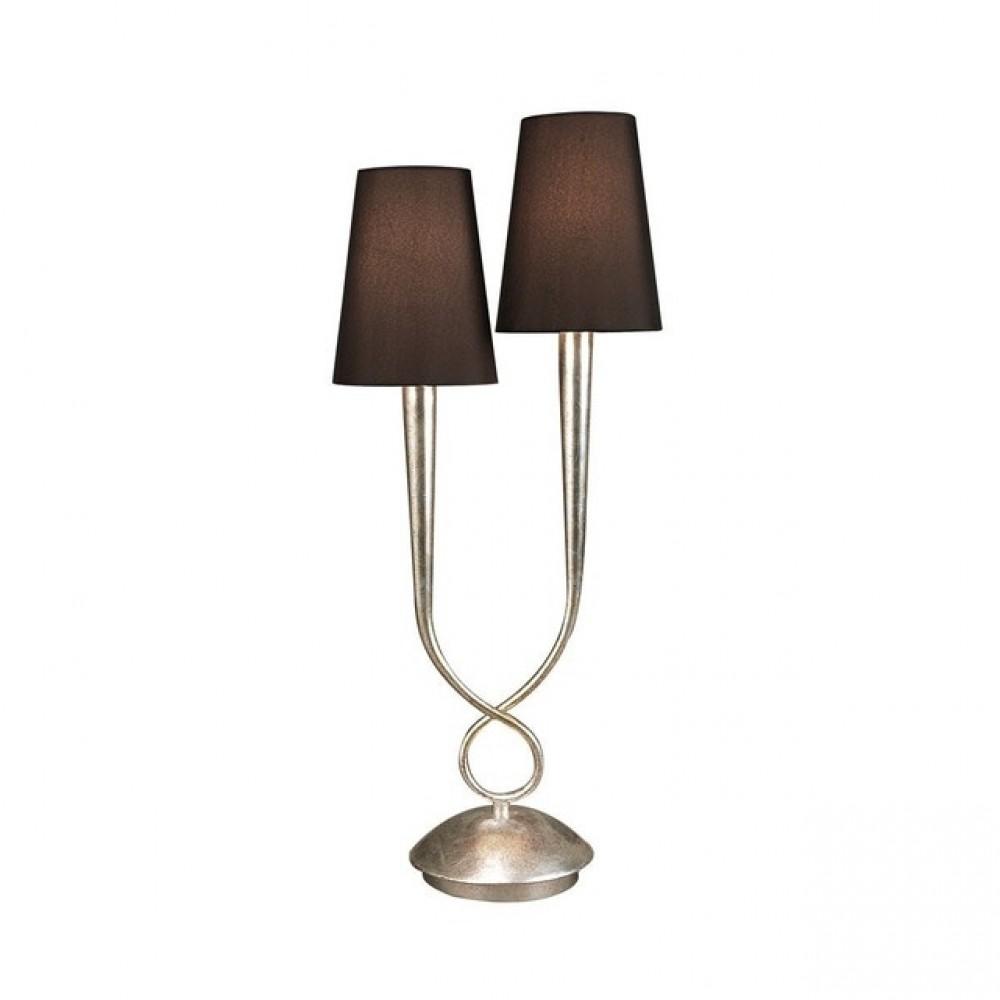 Lampe à poser Paola 2 x 40W