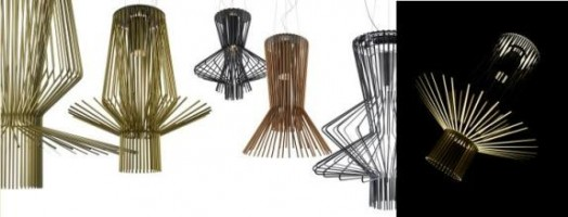 Allegretto Ritmico suspension - Foscarini