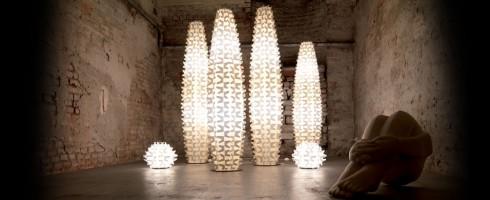 Cactus prisma lampadaire - Slamp