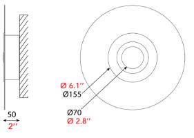 Applique Earth Palm (D.33) - CVL Contract