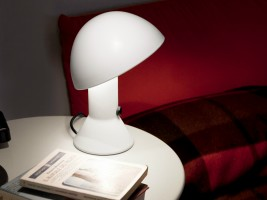 Lampe à poser Elmetto Blanc - Martinelli
