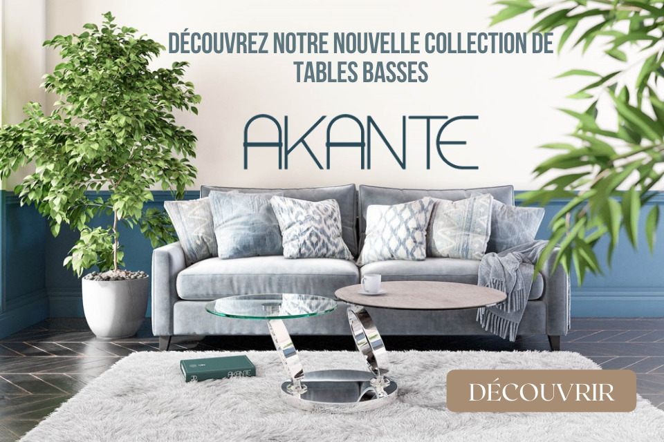 Akante : Nouvelle collection